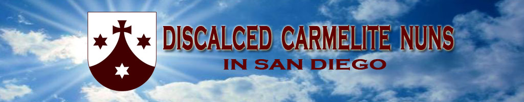 Discalced Carmelite Nuns in San Diego