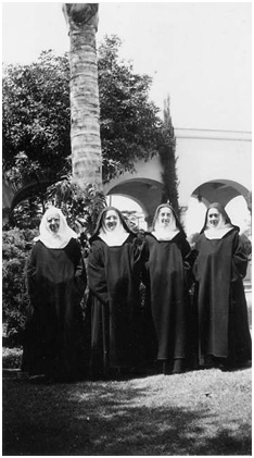 Discalced Carmelite Nuns in San Diego - Roots